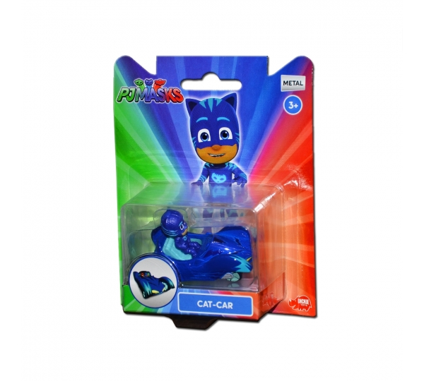 203141000 DİCKİE PJ MASKS SİNGLE PACK CAT-CAR