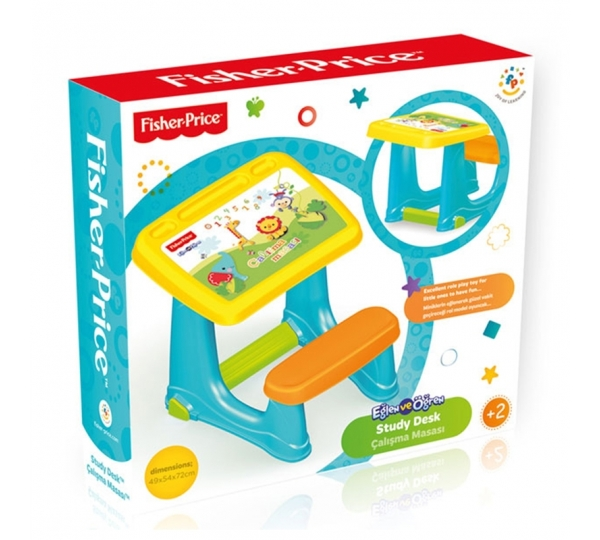 1810 FISHER-PRICE SMART ÇALIŞMA MASASI
