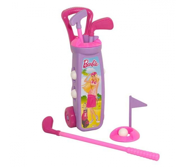 Barbie Oyuncak Golf Arabası 03026