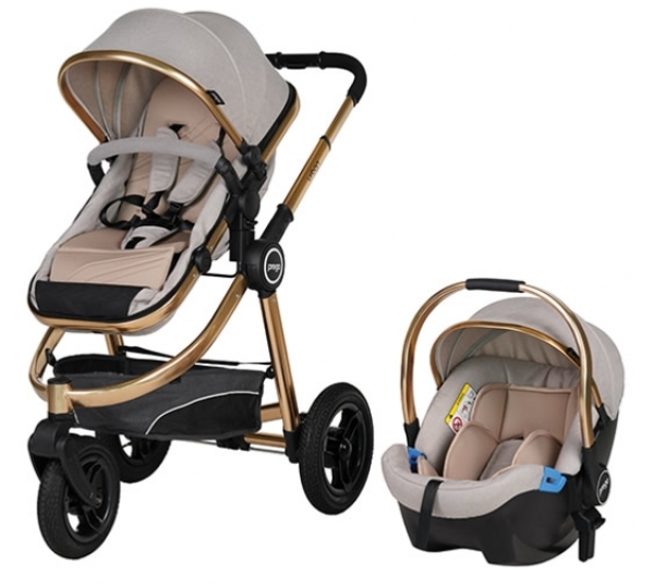 Prego Urban Gold Travel Sistem Bebek Arabası