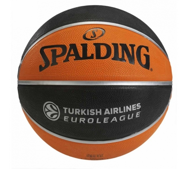Spalding Tf-150 Basket Topu Turkish Airlines Euroleague Basketbol Euro/turk Size:6