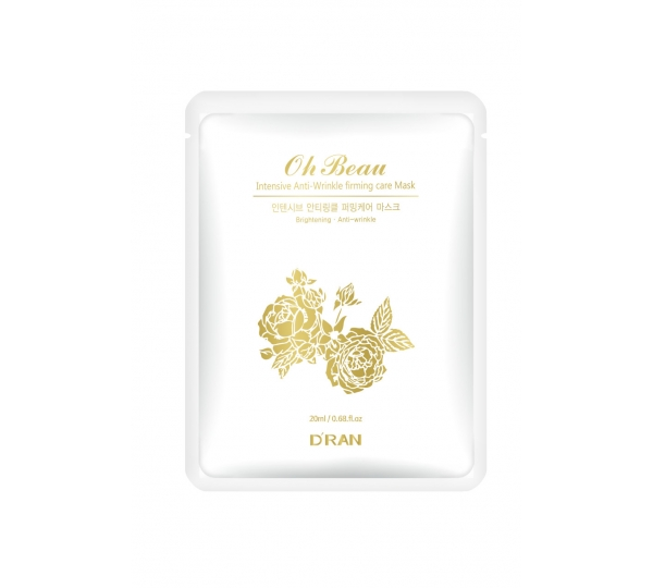 Dran New Ohbeau Intensive Anti-Wrinkle Firming Care Mask 20ml